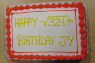 nerdy cake