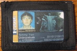 fake uni ID