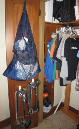 batman closet